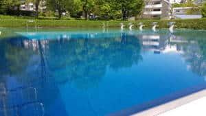 Freibad Hillegossen Schwimmerbereich