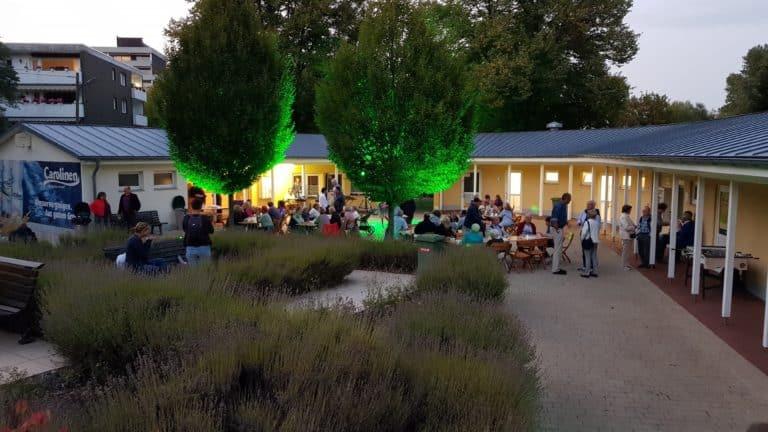 Aktivitäten des Förderverein - Lichterfest 2018