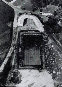 Freibad Hillegossen im Jahr 1960